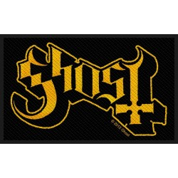 Ghost: Logo (patch)