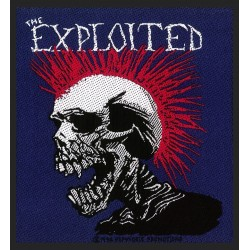 The Exploited: Mohican (patch)