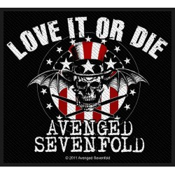 Avenged Sevenfold: Love It Or Die (patch)