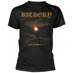 Bathory: The Return ... 2017 (tricou)
