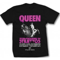 Queen: Stormtrooper in Stilettos (Tricou)
