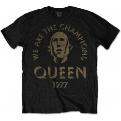 Queen: We Are The Champions (Tricou)