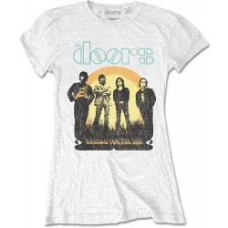 Tricou fete The Doors: Waiting for the Sun