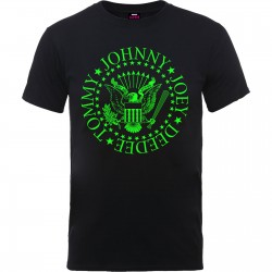 Ramones: Green Seal (tricou)