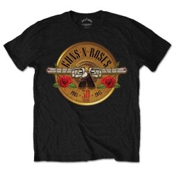 Tricou Guns N' Roses: 30th Photo