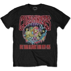 Tricou Guns N' Roses: Illusion Monsters