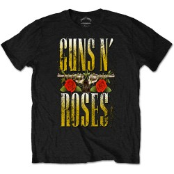Tricou Guns N' Roses: Big Guns