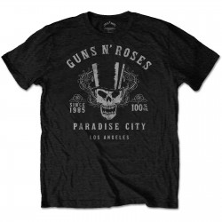 Guns N' Roses: 100% Volume (tricou)