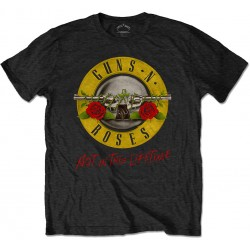 Tricou Guns N' Roses: Not In This Lifetime Tour