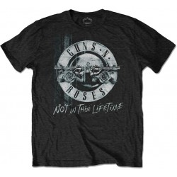 Tricou Guns N' Roses: Not In This Lifetime Tour Xerox