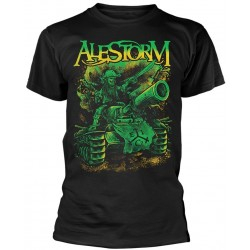 Tricou Alestorm: Trenches And Mead