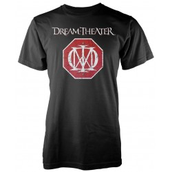 Dream Theater: Red Logo (tricou)