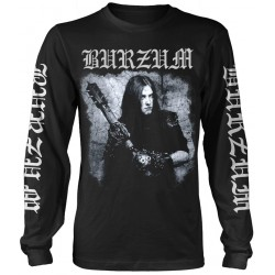 Burzum: Anthology 2018 (tricou maneca lunga)