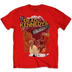 Tricou Dead Kennedys: Kill The Poor