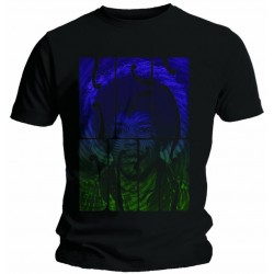 Jimi Hendrix: Swirly Text (tricou)