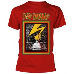 Bad Brains: Bad Brains (tricou)