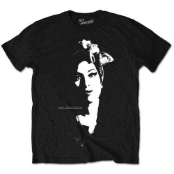 Amy Winehouse: Scarf Portrait (tricou)