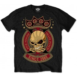 Five Finger Death Punch: Anniversary X (tricou)