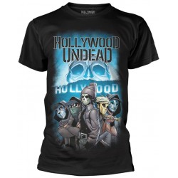 Hollywood Undead: Crew (tricou)
