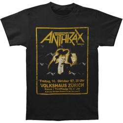 Tricou Anthrax: Among The Living New