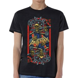 Tricou Anthrax: Evil King