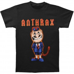 Tricou Anthrax: TNT Cover