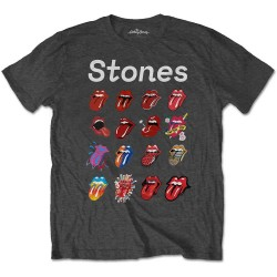 Tricou The Rolling Stones: No Filter Evolution