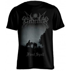 Tricou Gehenna: First Spell Album Cover