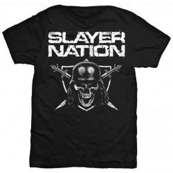 Tricou Slayer: Slayer Nation