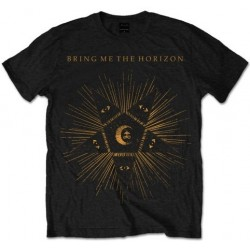 Tricou Bring Me The Horizon: Black Star