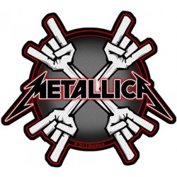 Patch Metallica: Metal Horns