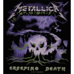 Patch Metallica: Creeping Death