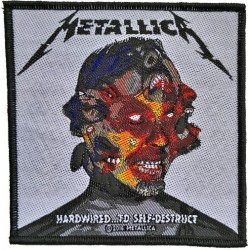 Patch Metallica: Hardwired To Self-Destruct