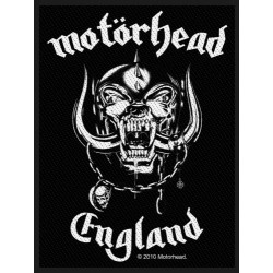 Patch Motorhead: England
