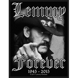 Patch Lemmy (Motorhead): Lemmy Forever