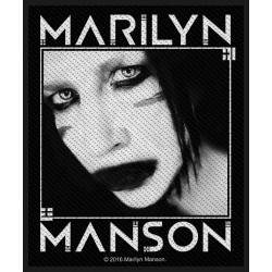 Patch Marilyn Manson: Villain