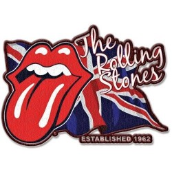 Patch The Rolling Stones: Lick The Flag