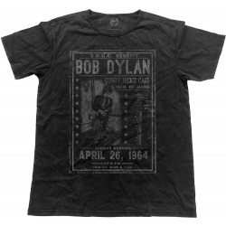Tricou Bob Dylan: Curry Hicks Cage Vintage