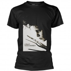 Tricou Edward Scissorhands: Scissors