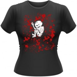Tricou Dama Cannibal Corpse: Foetus Blood Splatter
