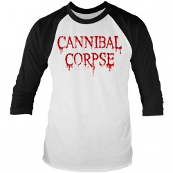 Tricou Maneca Lunga Cannibal Corpse: Dripping Logo
