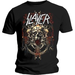 Tricou Slayer: Demonic Admat