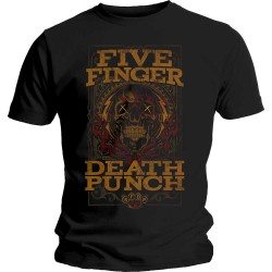 Tricou Five Finger Death Punch: Wanted