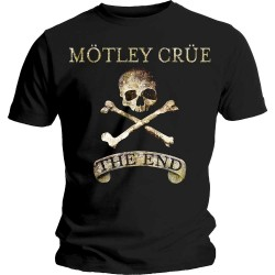 Tricou Motley Crue: The End