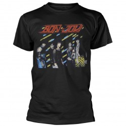 Tricou Bon Jovi: Eighties