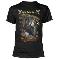 Tricou Megadeth: Give Me Liberty