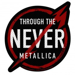 Patch Metallica: Through The Never