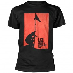 Tricou U2: Blood Red Sky