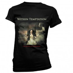 Tricou Dama Within Temptation: Heart Of Everything