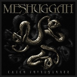 Patch Meshuggah: Catch 33